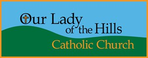 Our Lady of the Hills Logo